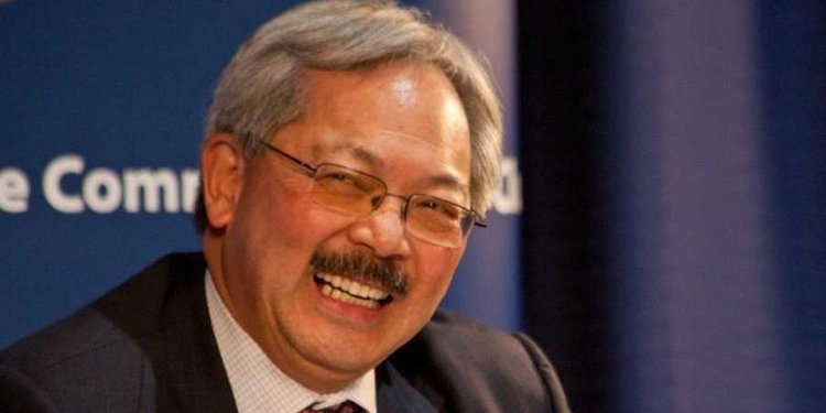 Photo of Ed Lee.