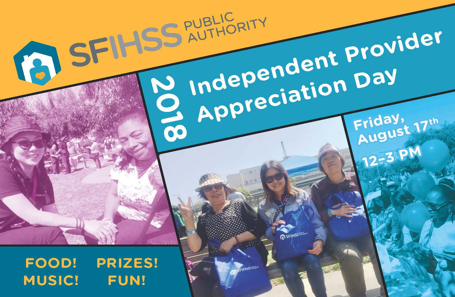 2nd Annual Independent Provider Appreciation Day